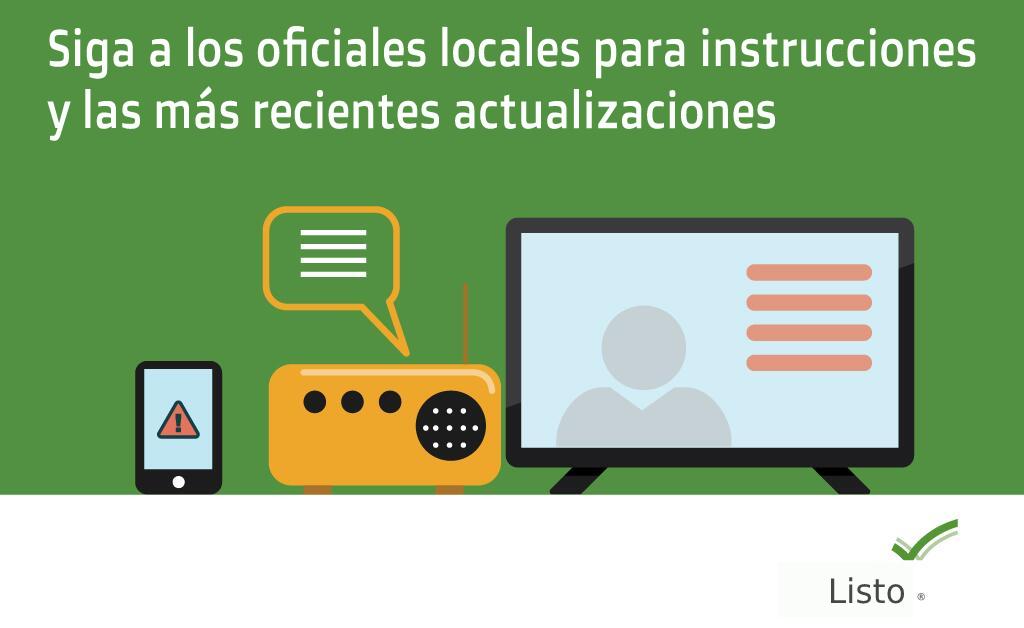 Foto con el fondo verde y un teléfono móvil, radio y televisión