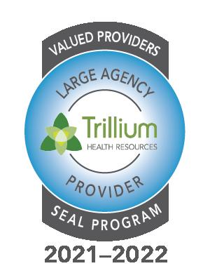 Trillium blue Seal