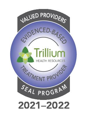 Trillium purple Seal