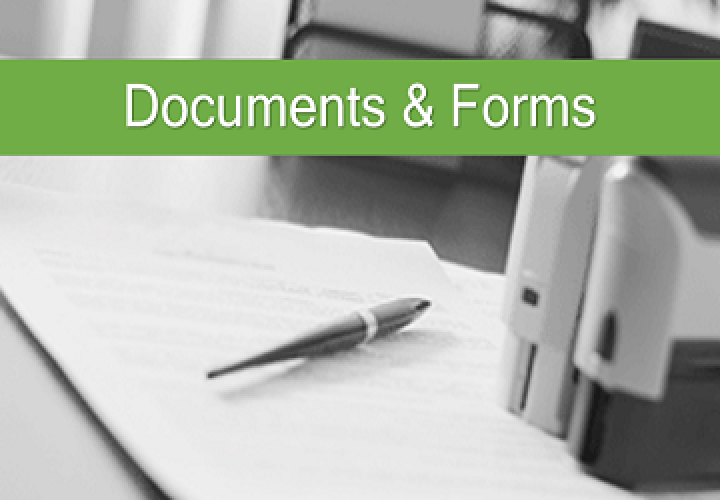 Documents and Forms