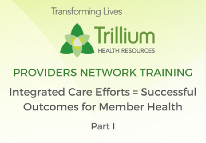 Providers Training